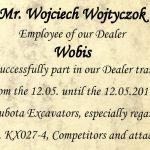 serwis certyfikat_wojciech_wojtyczok